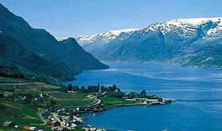 The Hardangerfjord. Photo by Destinasjon Hardangerfjord