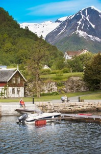 Balestrand. Photo by CH, Innovation Norway
