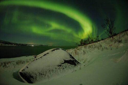 Northern Lights Norway by Gaute Bruvik Nordnorsk Reiseliv