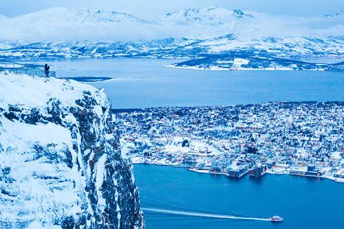 Arctic Tromso by Konrad Konieczny, Nordnorsk Reiseliv