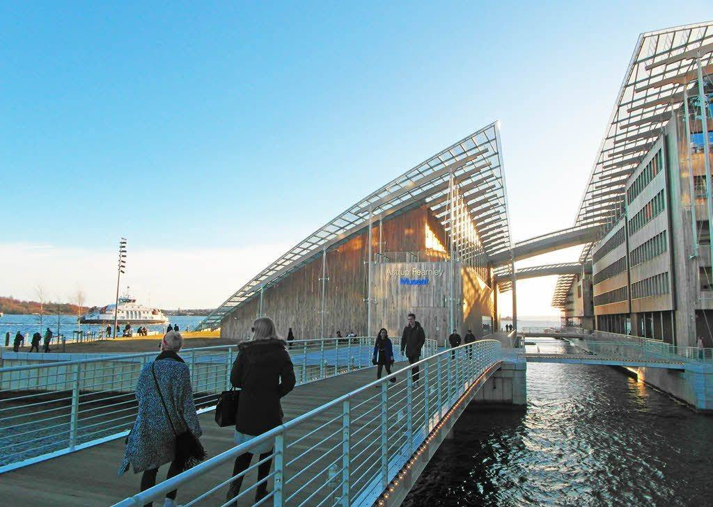 Astrup Fearnley Museum in Oslo by Tord Baklund, Visit Oslo