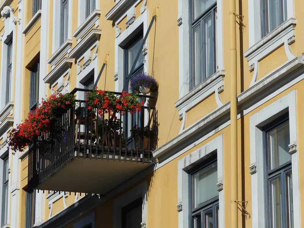Balcony in Grünerlokka by Sabine Zoller, Visit Oslo
