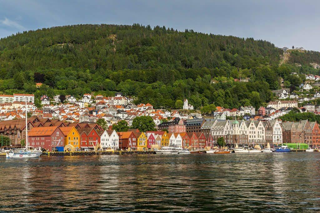 Bergen Bryggen by Nordlandblog.com, Visit Bergen