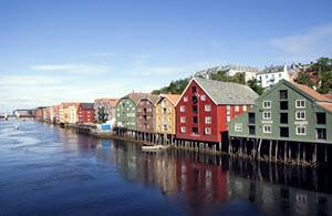 Colourful Trondheim by Tom Gustavsen, Visit Trondheim