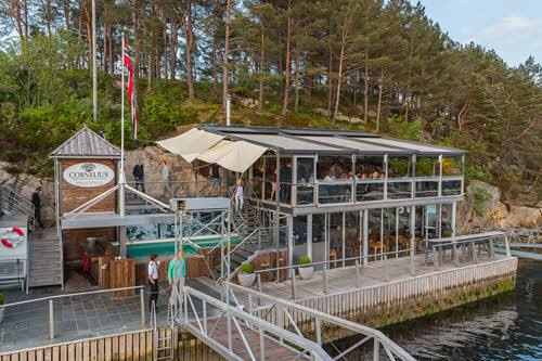 Cornlius Seafood Restaurant by Visit Bergen