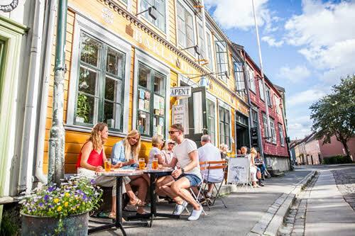Cozy Trondheim by Martin Handlykke, Visit Norway