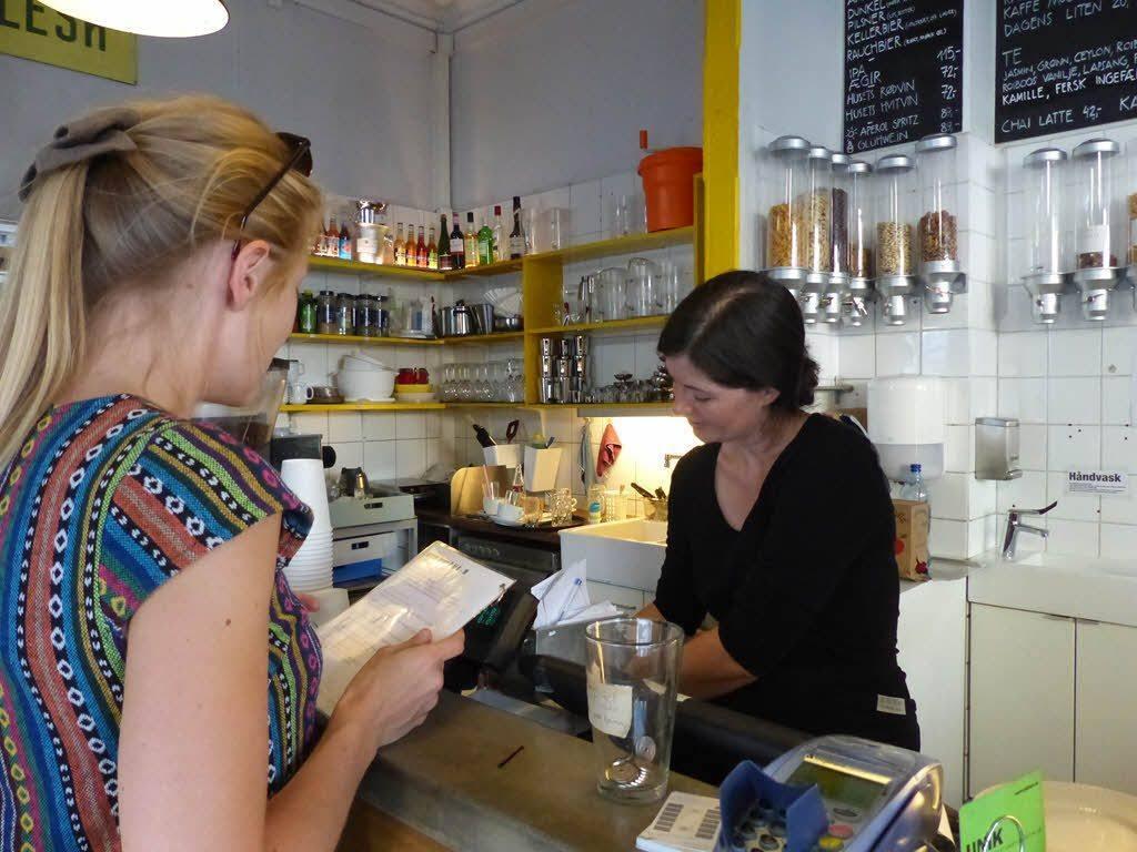 Cozy cafe in Grünerlokka by Sabine Zoller, Visit Oslo