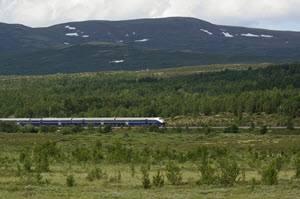 Dovre Railway by Rune Fossum, NSB