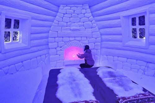 Exotic Snowhotel in Kirkenes by Snowhotel Kirkenes