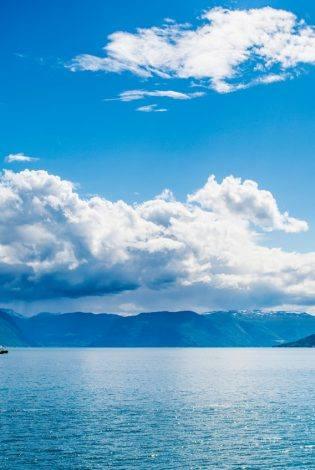 Fjord life by Sverre Hjornevik, Fjord Norway