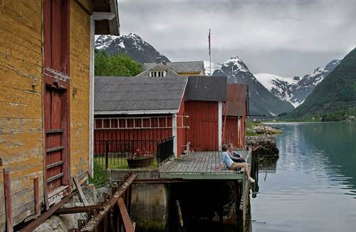 Fjaerlandsfjord by CH, Visit Norway