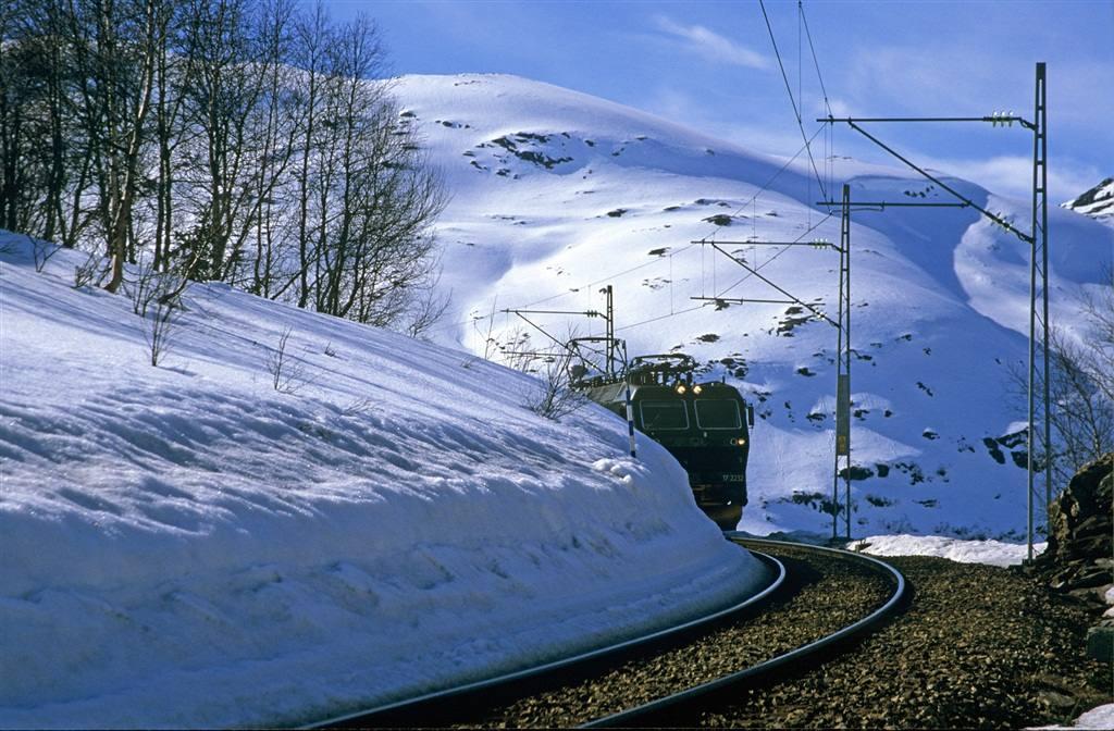 Flam Railway. Photo RM Sorensen, VisitFlam