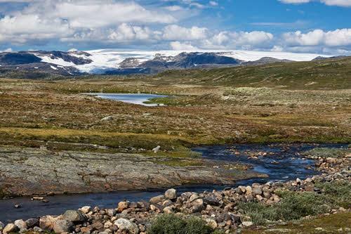 Hardangervidda Mountain Plateau by Pixabay