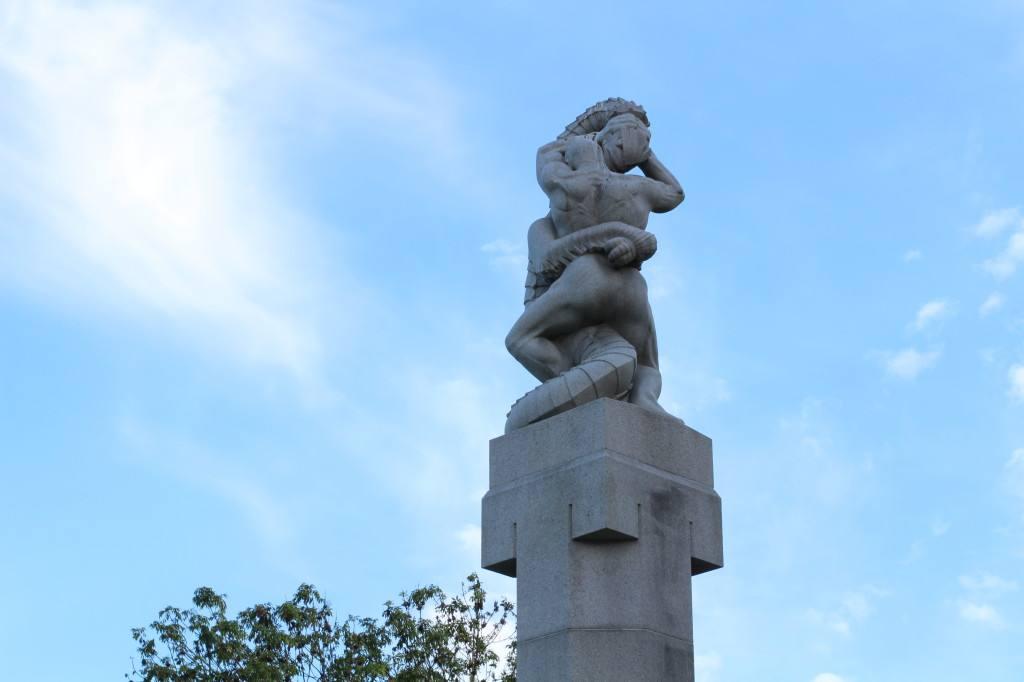 Vigeland sculpture, Oslo. Photo by Rita de Lange, Fjord Travel Norway