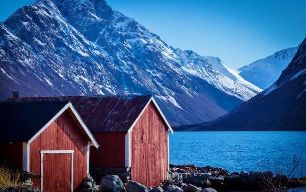 Hjorundfjord. Photo by Terese Kvinge