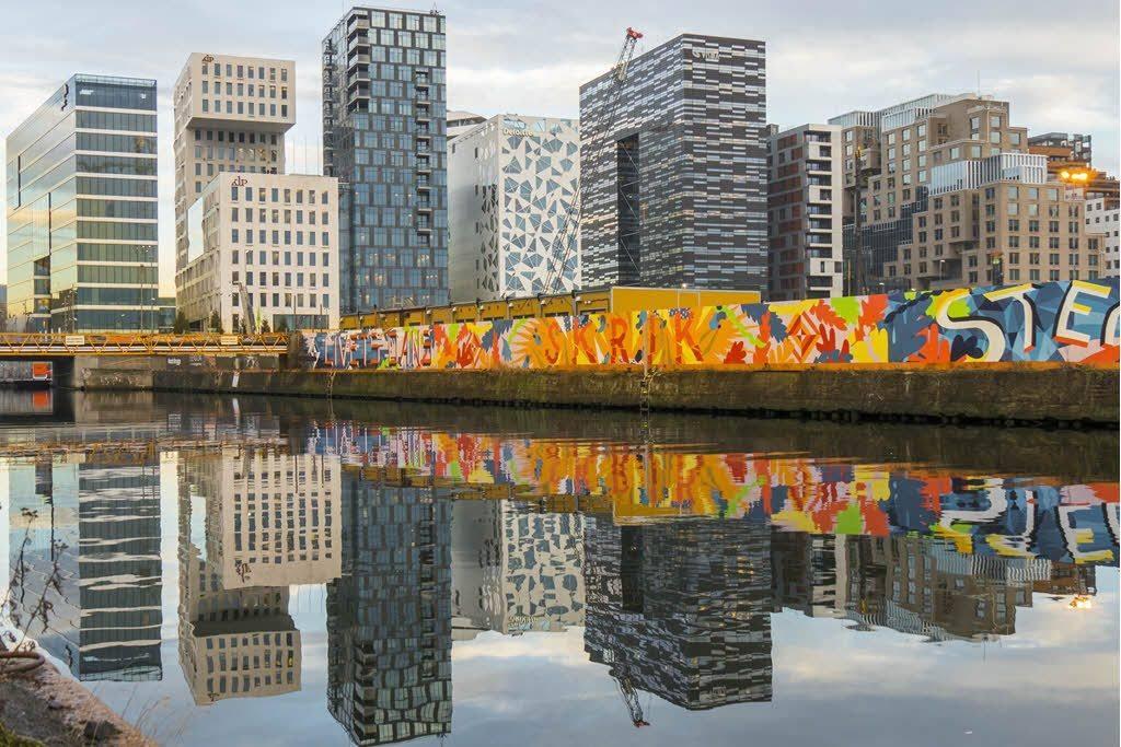 Modern Oslo by Didrick Stenersen, Visit Oslo