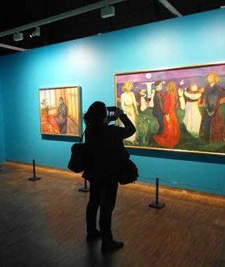 Munch Museum Oslo by Tord Baklund, Visit Oslo