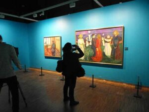Munch Museum Oslo by Tord Baklund, Visit Oslo