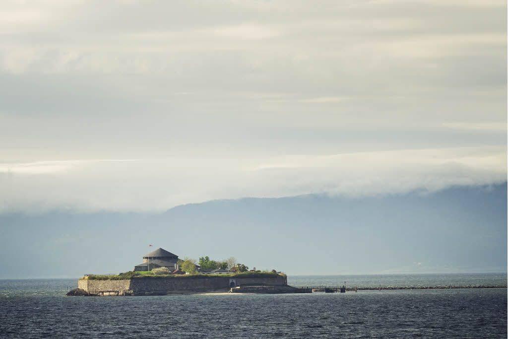 Munkolmen Island by Steen Soderholm, Visit Trondheim