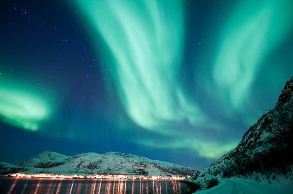 Northern Lights Tromso by Gaute Bruvik, Nordnorsk Reiseliv