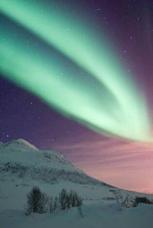 Northern Lights in Norway, by Gaute Bruvik, Nordnorsk Reiseliv