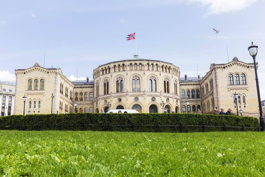Oslo Parliament by Didrick Stenersen, Visit Oslo