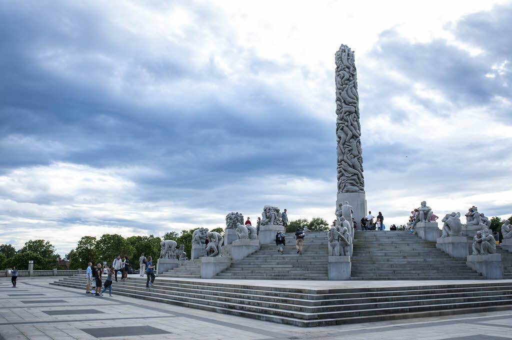 Oslo Vigelands Park by Thomas Johannessen, Visit Oslo