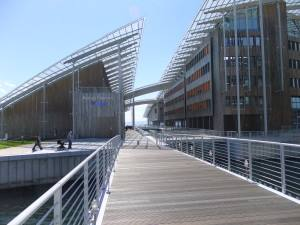 Astrup Fearnley museum Oslo. Photo by Rita de Lange, Fjord Travel Norway