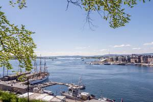Oslo waterfront by Didrick Steneren, Visit Os