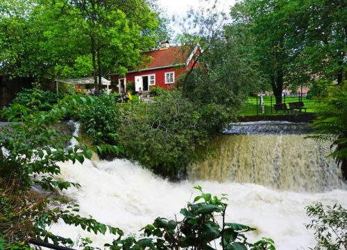 Small cafe at Akerselva river by Tord Baklund, Visit Oslo