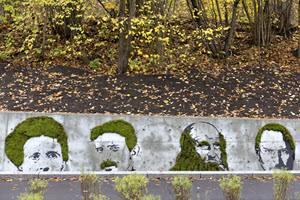Street Art Oslo by Didrick Stenersen, Visit Oslo