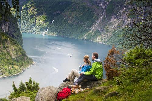 UNESCO Geirangerfjord, CH, Visit Norway