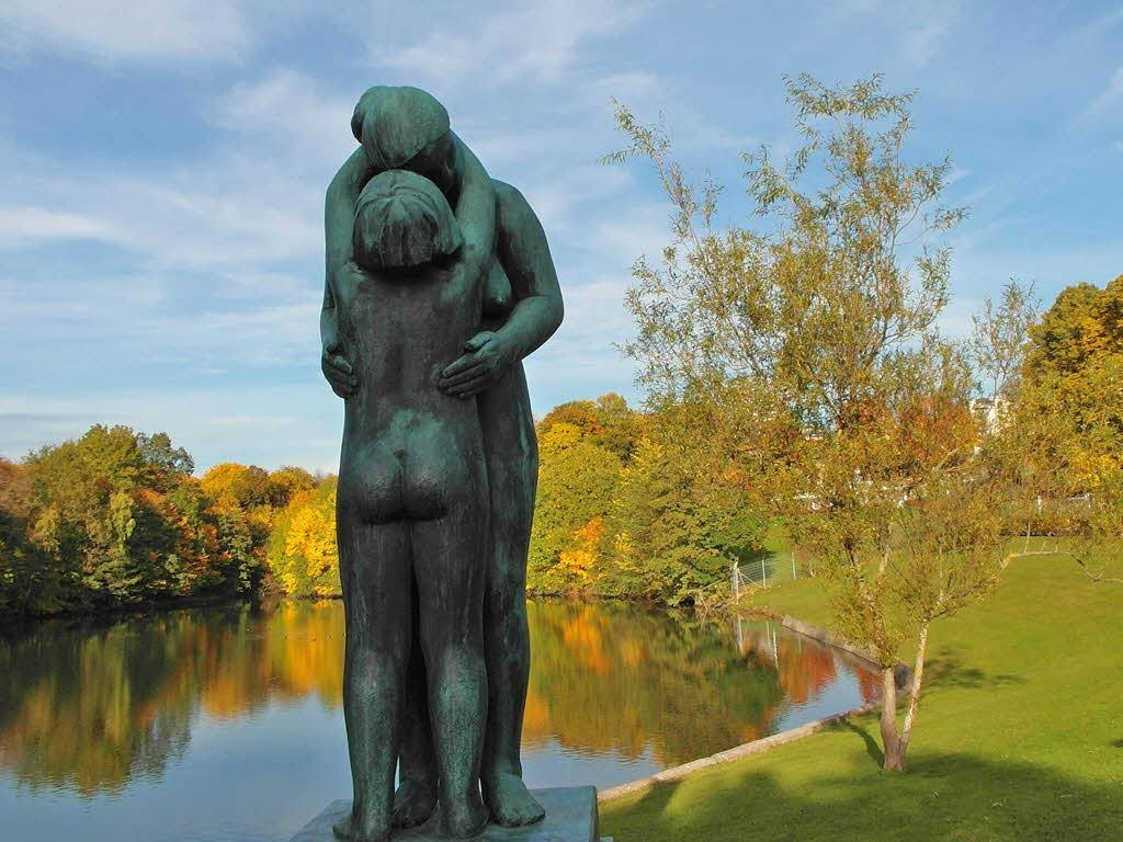 Vigeland Sculpture Park in Oslo by Tord Baklund, Visit Oslo