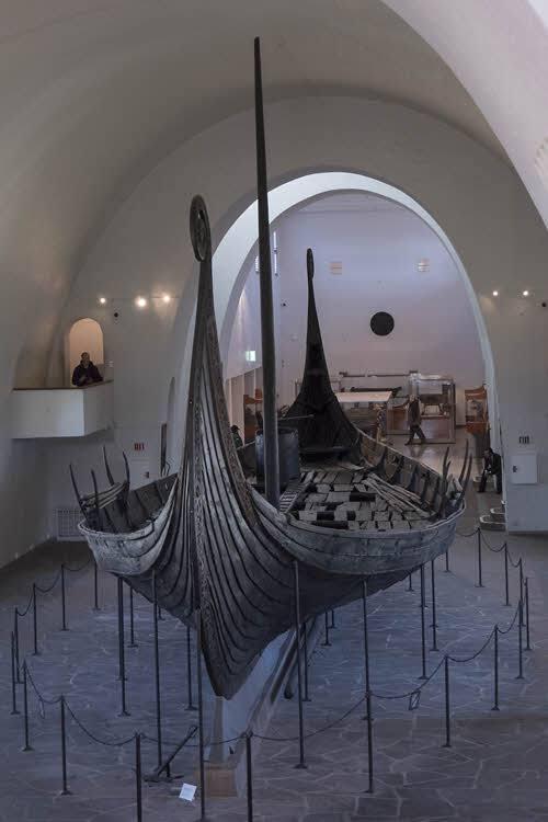 Viking Ship Museum in Oslo by Didrick Stenersen, Visit Oslo