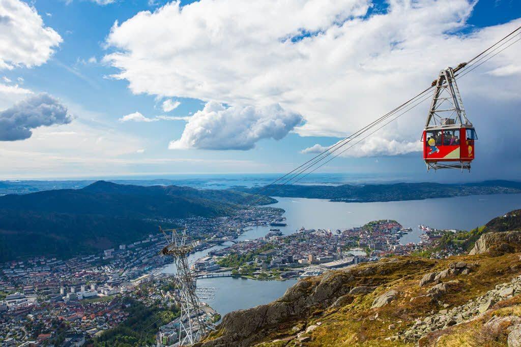 Visit Mt Ulriken by Espen Haagensen, Visit Bergen