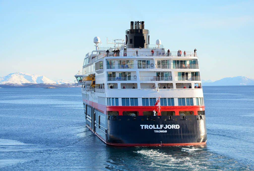 Winter Cruise in Norway by Trond Gansmoe Johnsen, Hurtigruten