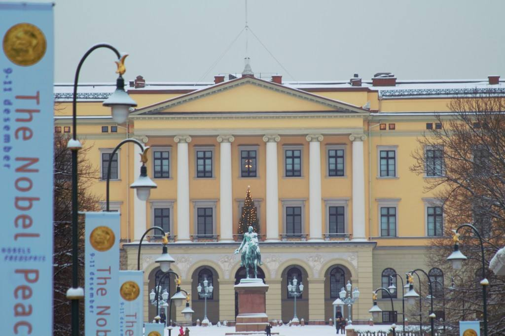 Winter in Oslo. Photo by Rita de Lange, Fjord Travel Norway