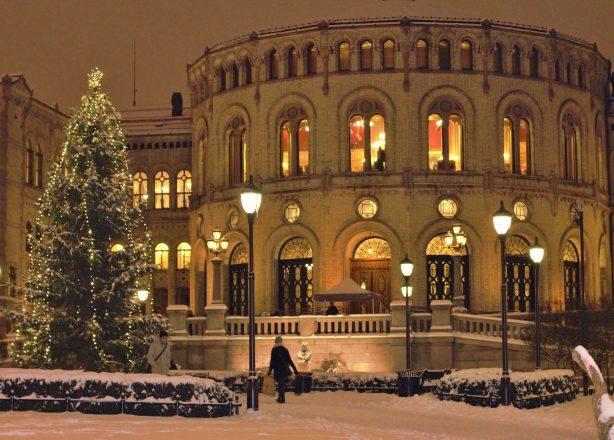 Christmas in Oslo. Photo by Rita de Lange, Fjord Travel Norway