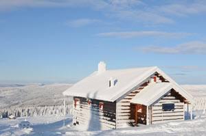 Winter scenery by Esben Haakenstad, Visit Lillehammer