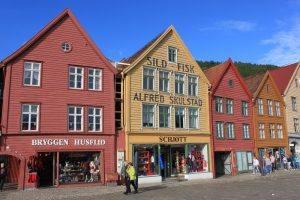 Bergen Bryggen by Pixabay