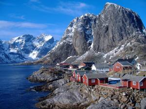 Lofoten islands. Photo by Andrea Gubelli/Innovation Norway