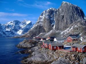 Lofoten islands. Photo by Andrea Gubelli/Innovation Norway