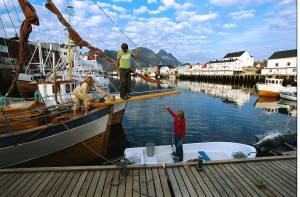 Lofoten islands. Photo by Terje Rakke, Nordic Life, Innovation Norway