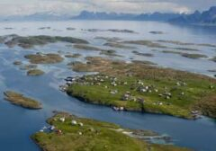 Arctic Bodo Area. Photo By Ernst Furuhatt, Nordnorsk Reiseliv