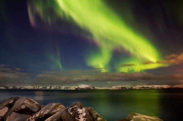 Northern Lights by Ziggi Wantuch_Hammerfest Turist AS Hammerfest.