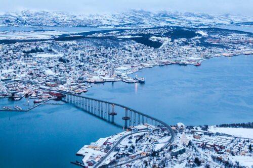 Beautiful Tromso By Konrad Konieczny, Nordnorsk Reiseliv