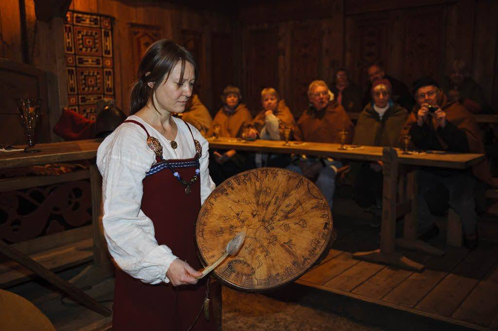 Experience the life of the Vikings by Matthias Hultsch, Hurtigruten