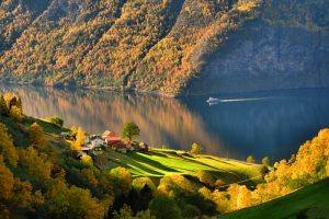 Aurlandsfjord by M. Dickson, Foap. Visit Norway