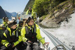Heritage Fjord Safari by RIB boat by Fjordsafari