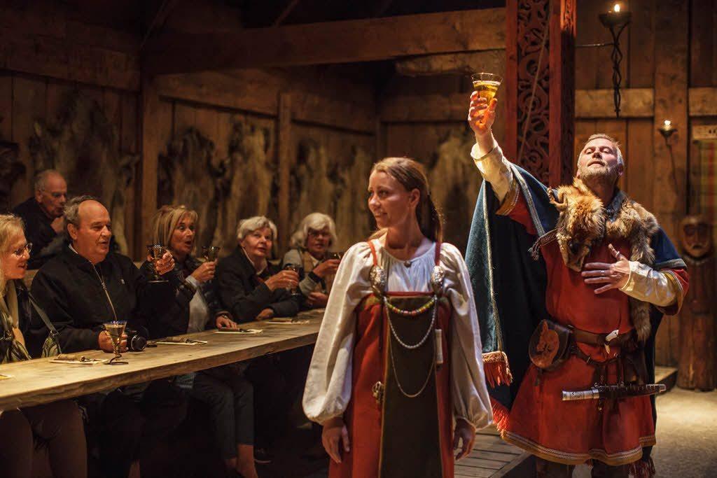Lofotr Viking Museum by Kjell Ove Storvik, Hurtigruten